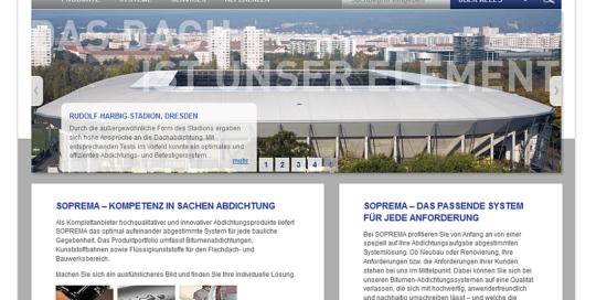 Soprema-Klewa GmbH - Startseite