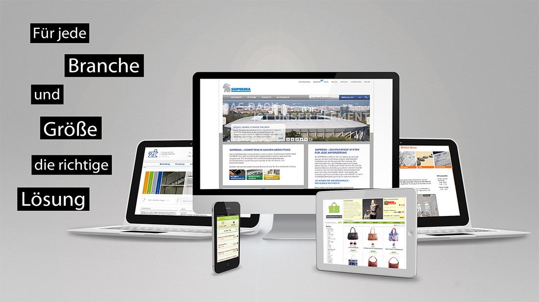 Internet Agentur Mannheim - Für jede Branche und Größe die richtige Lösung