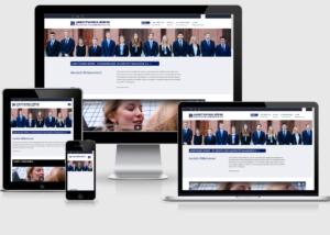 Neuer responsive Internet Auftritt des Arbeitskreis Börse, Mannheim